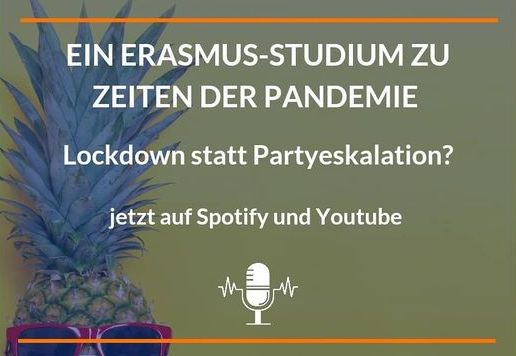 Erasmus-Studium zu Zeiten der Pandemie